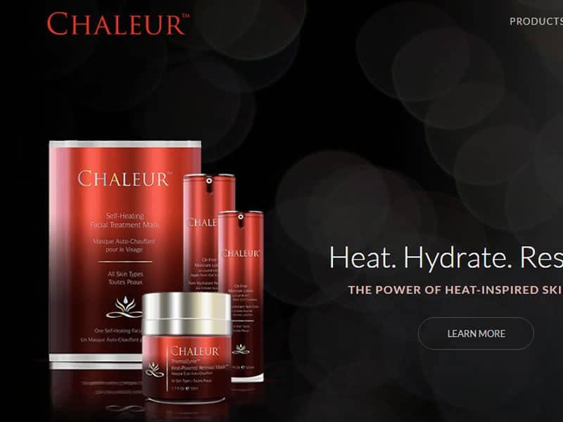 Chaleur Beauty Web Pros Dallas